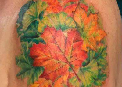 Kari's Leaves wm
