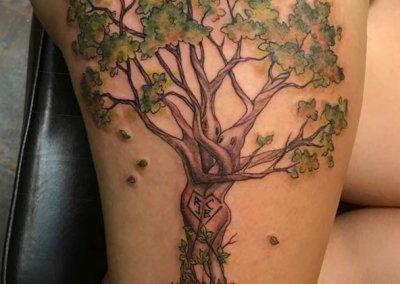 Jessica's Treewm