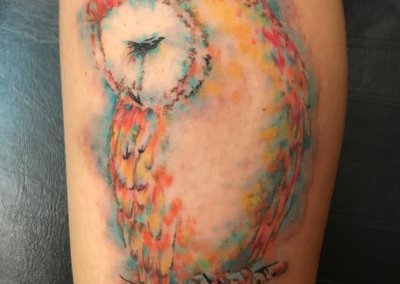 Patty's Owl