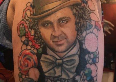 Kristine's Willy Wonka
